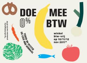 0% btw biologische producten