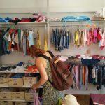 tweedehands kledingwinkel