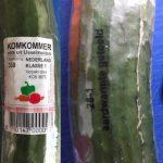 komkommer geteeld met aardwarmte
