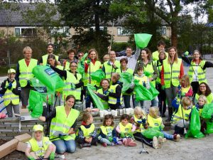 groep world cleanupday leiderdorp