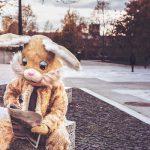 ontken konijn