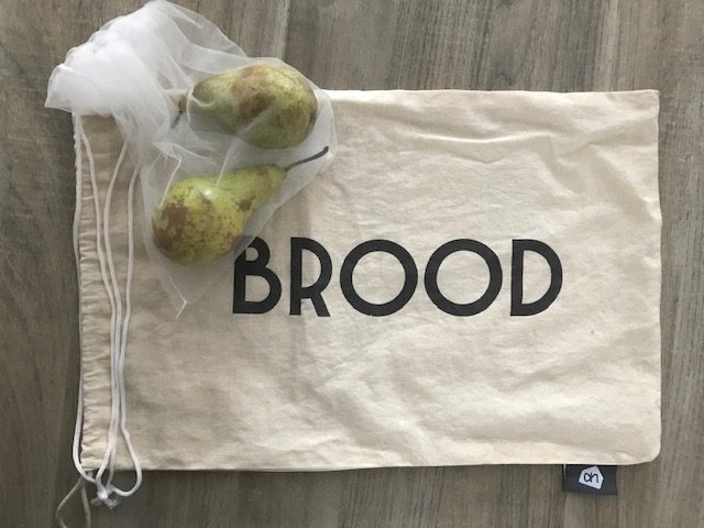 broodzak / groentenetje albertheijn