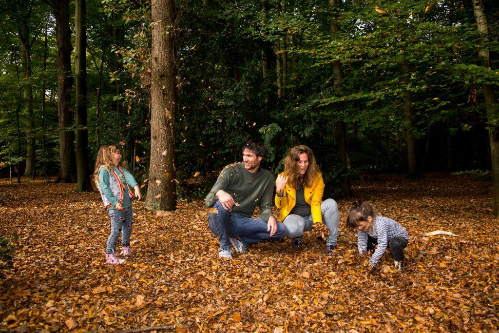 gezin ecovriendelijk opvoeden